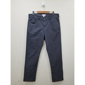 Calvin Klein (Authentic) | Grey Chino Pants | 32W